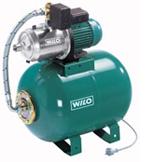 Installation of water supply Wilo-MultiCargo HMC