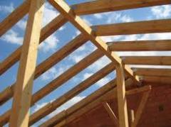 Rafters wooden, wholesale, export, Timber