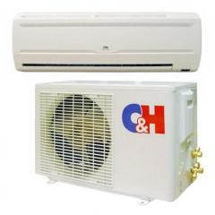 Кондиционеры колонные и вентиляторы