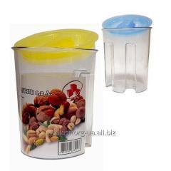 Контейнер для сыпучих продуктов 1,2 л.