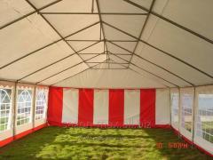 Палатка торговая 5х10