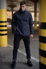 Комплект анорак softshell Walkman серый + штаны