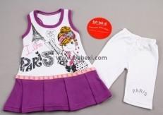 Одежда детская Бабекси. Набор с лосинами на