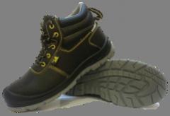 Ботинки литьевого м.к крепления, для электриков,
