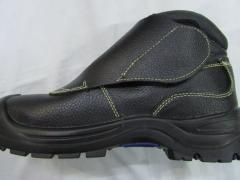 Ботинки рабочие для сварщика MANGO