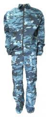 Камуфлированный костюм для сотрудников охранных