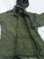 Куртка с подстежкой трансформер