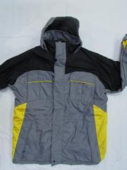 Куртка трансформер с утепляющей подстежкой...