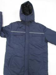 """Куртка утепленная с капюшоном """"Мастер-2М"""" со..."""