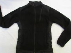 Флисовая куртка(кофта) воротник стойка с