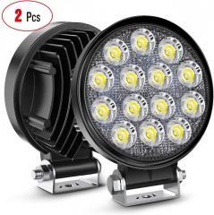 Nilight LED Pods 2Pcs 4.5Inch 42W 4200LM Круглый