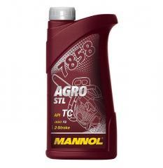 Масло для бензопил AGRO STIHL API TC JASOFB 1L