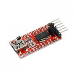 USB - UART TTL FT232RL конвертер, Arduino