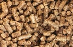 Pine pellet