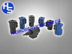 Hydraulic cylinders. Hydrowheels. Pumps batchers.