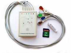 Измеритель для суточного мониторирования АД и ЧСС Холтер Поли-Спектр+ Mida