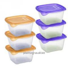 Набор контейнеров для пищевых продуктов 1, 2...