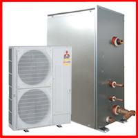 Тепловые насосы «воздух-вода» Mitsubishi Electric,