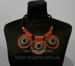 Женская бижутерия колье №119