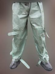 Protective stockings (overalls) of OZK, size 1 to