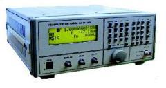 Generator of UA G4-301 of signals