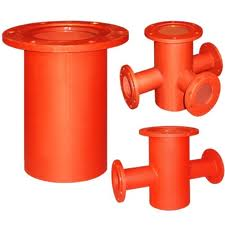 Supports under hydrants
