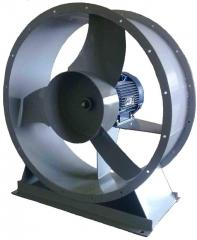 Axled ventilators