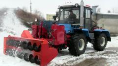 Snowplow rotor UPM1-8