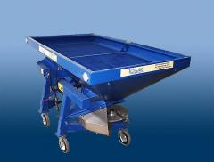 Spreader of fertilizers centrifugal TsRT 10-28