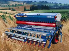 Seeder universal grain 3-meter FIONA-TODAK Euro SR