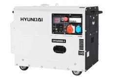 Генератор дизельный HYUNDAI DHY6000 SE-3