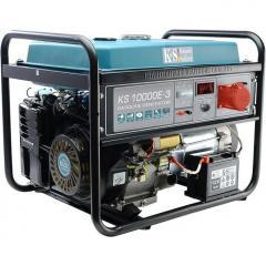 Генератор бензиновый Konner&Sohnen KS 10000E-3