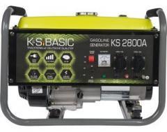 Генератор бензиновый Konner&Sohnen BASIC KS 2800 A