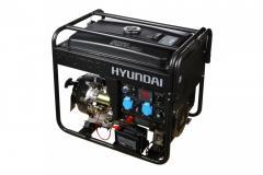 Генератор бензиновый сварочный Hyundai HYW...