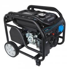 Генератор бензиновый Hyundai HHY 7050FE-ATS