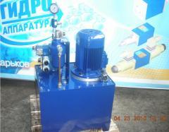 Гидростанции- осуществляет разработку,