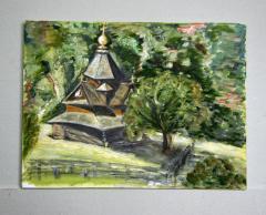 Картины, написанные маслом на холсте