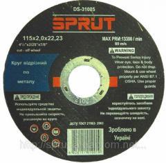 Grinding wheel 125х6,0