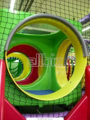 Complexes sports and game nurseries