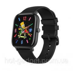 Смарт-часы Bakeey GTS Black (разговор, ...