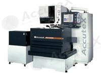 Electroerosive wire and cut ACCUTEX machines