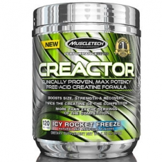 Креатин MUSCLETECH Creactor/256Gm
