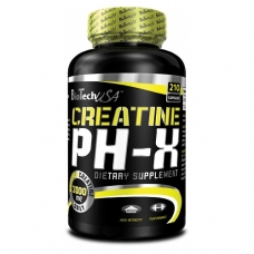 Креатин BioTech USA Creatine pH-X 210 caps