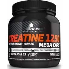 Креатин OLIMP Creatine Mega Caps 400 caps