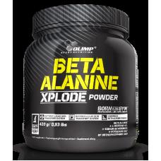 Аминокислоты OLIMP Beta-Alanine Xplode powder (420