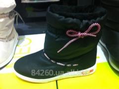 Зимние дутики Adidas Warm Comfort Boot W,