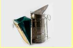 Equipment for beekeeping: Smoker standard with