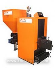 Автоматическая система отопления CETIK EKO S-30 - EKO S-1000 (котлов на твердом топливе CETIK EKO-S)