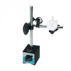 Индикатор с магнитной стойкой для проверки биения тормозных дисков - Hazet 2155