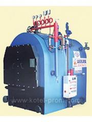 Автоматический твердотопливный парогенератор серии YSB6-150